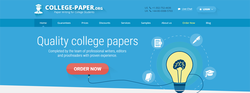 college-paper preview