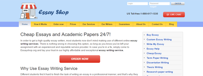 custom term paper writing services